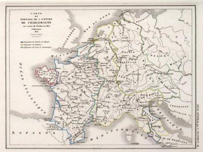 le début du royaume de France